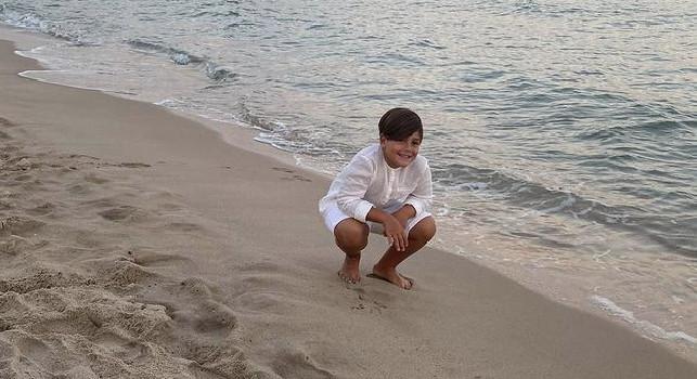 Insigne, ieri il compleanno del figlio Carmine: Buon compleanno dolce amore mio, ti amo immensamente [FOTO]