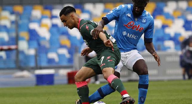 CorSport - Ounas vuole convincere Spalletti e rilanciarsi a Napoli: messe in stand-by due squadre