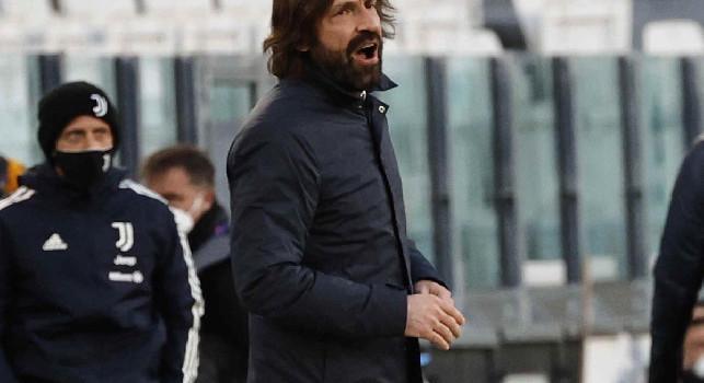 Juventus, Pirlo: Oggi in campo con lo spirito giusto, peccato per le ripartenze sprecate. Troppi punti buttati durante la stagione...