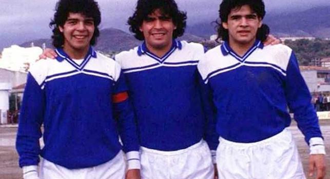 Non c'è pace per la famiglia Maradona, il fratello Lalo ricoverato in gravi condizioni con Covid