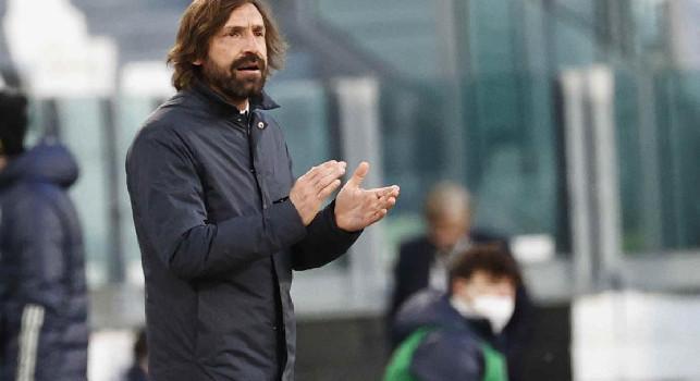 Juventus, Pirlo a JTV: Cuadrado alto ha sorpreso Gattuso? Avevamo provato questo schieramento per bloccare i terzini del Napoli, potevamo colpirli negli spazi