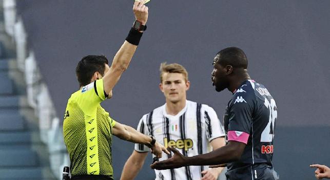 L'ex arbitro Iannone a CN24: Il VAR di Juve-Napoli non aveva esperienza per una partita così! Cosa ha visto Mariani su Zielinski-Alex Sandro? Manca un rigore su Chiesa