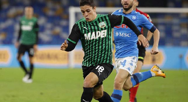 Il Mattino - Per Giuntoli l'osservato speciale è Raspadori: asta aperta con Juve e Inter