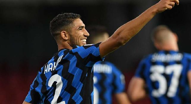 Hakimi: Mi ha cercato anche il Napoli? Ero giovane, a Dortmund ho lavorato bene! Però mi attirava di più il progetto Inter...