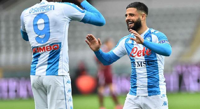 Repubblica - Lampi di Napoli, vuole la Champions senza inviti: col Torino è tiro al bersaglio