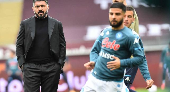 formazioni Napoli-Udinese
