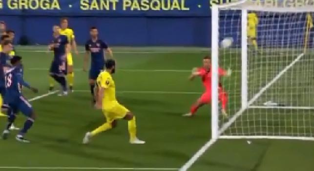 Arsenal-Villarreal e Roma-United, le formazioni ufficiali: Albiol contro Aubameyang, Fonseca sceglie Dzeko