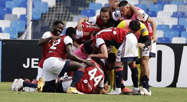 SSC Napoli: Gelo e rammarico, noi padroni per la maggior parte del match! Sono fatalità del calcio e fanno parte del gioco