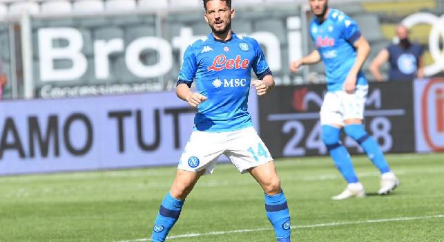 Napoli-Udinese, i convocati di Gattuso: recupera Mertens, presenti quattro Primavera