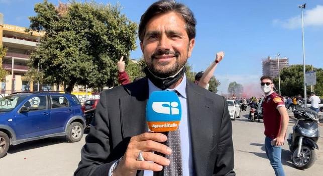 Sportitalia, Parlato a CN24: Meret sarà titolare, è stata presa una decisione su Ospina. Il Napoli ai napoletani, occhio a Tutino in ritiro...