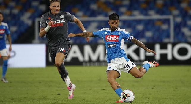 Udinese, Stryger Larsen: Il Napoli ha grandi giocatori davanti, hanno fatto molti goal nelle ultime partite. Noi siamo qui per fare punti