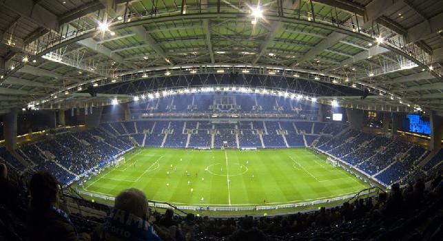 SKY - Champions, la finale si giocherà all'Estadio do Dragao di Porto