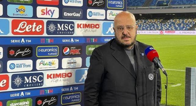Udinese, Marino: 4 calciatori no vax in rosa, per loro tamponi tutti i giorni