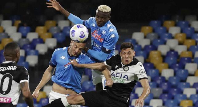 Ziliani: Questo Napoli l'anno prossimo non potrà non lottare per lo scudetto, il calendario in discesa gli mette la Champions in tasca