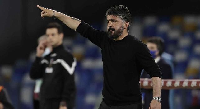 Gattuso: Spalletti è una garanzia, continuerà il mio lavoro con il 4-2-3-1: è già avanti insomma