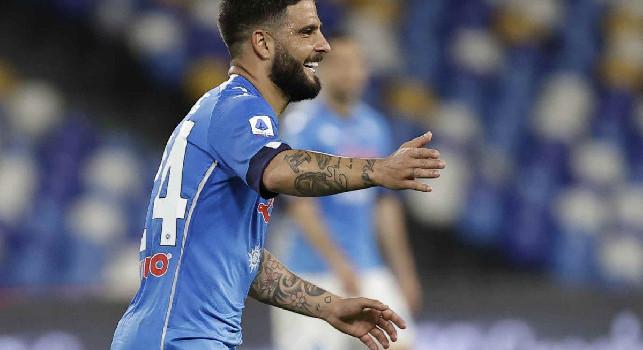 Tmw - Insigne proposto all'Inter, ma i costi sono troppo alti. Più probabile il rinnovo con il Napoli