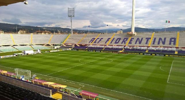 Fiorentina, responsabile della biglietteria: Settore ospiti già sold-out dalla giornata di ieri