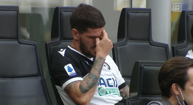 Udinese, De Paul: Futuro? Sono stato sincero e chiaro con chi dovevo esserlo, ho 27 anni...