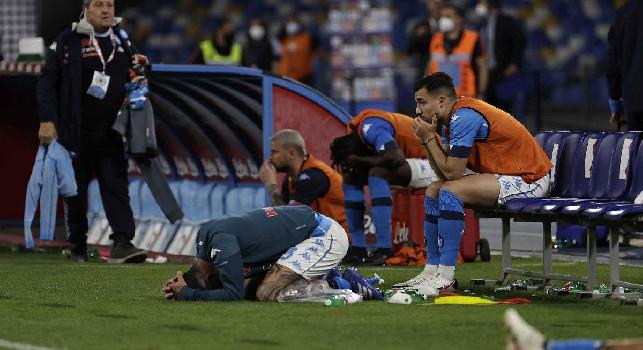 CdM - Il cuore della tifoseria del Napoli è rimasto alla delusione della sfida contro il Verona
