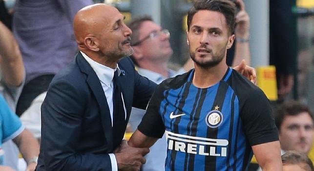 D'Ambrosio al Napoli a zero, Il Mattino: trattativa avviata! Gentlemen's agreement con l'Inter, il fedelissimo richiesto da Spalletti