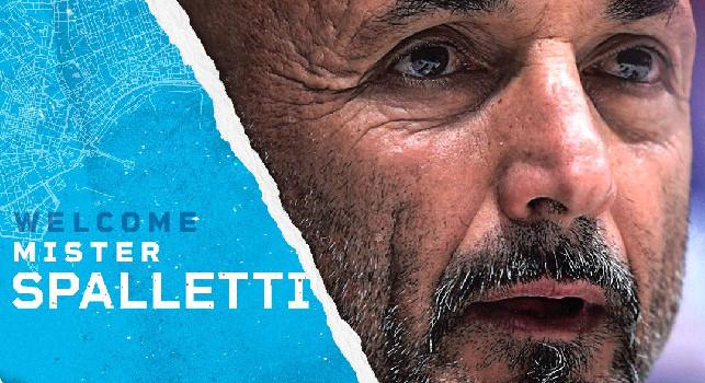 UFFICIALE - Spalletti sarà il nuovo allenatore del Napoli a partire dal prossimo 1 luglio