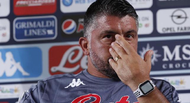 Quinti con la terza squadra per valore di mercato: non è bastato il 'maestro' Gattuso, rosa svalutata di 53 milioni
