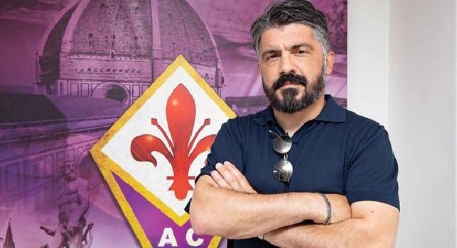 Da Milano - Fiorentina amareggiata per il comportamento di Gattuso: voleva solo il Tottenham