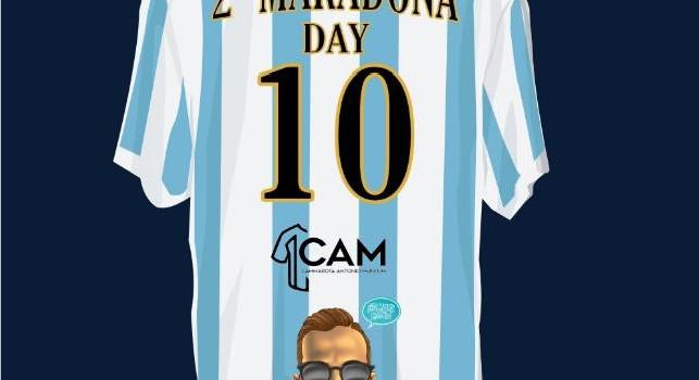 La seconda edizione del Maradona day - Antonio Cammarota al museo CAM il 13 giugno: seguilo in diretta su CalcioNapoli24
