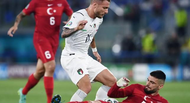 Euro 2020 - Turchia-Italia 0-3: è uno show azzurro, in gol anche Insigne