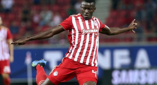 Dalla Grecia - Camara, c'è un club di Bundesliga interessato al centrocampista