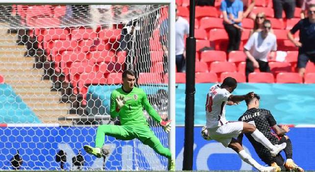 Euro 2020, Inghilterra-Croazia 1-0: decide Sterling nella ripresa