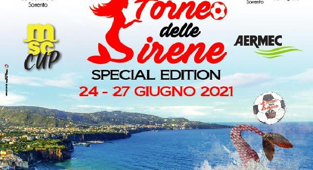 Torneo delle Sirene, dal 24 al 27 giugno la nuova edizione: sedici squadre giovanili provenienti da tutta Italia