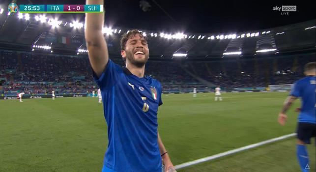 Selvaggi: Turnover di Mancini con il Galles, Italia impressionante. Locatelli non è Antognoni