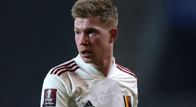 Danimarca-Belgio 1-2: la vince De Bruyne!