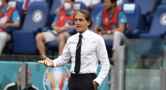 Italia, Mancini: Ritorno in un club? Adesso c'è il Mondiale poi vediamo