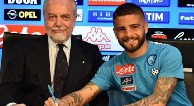 Riduzione parte fissa con bonus da prima fascia: Insigne e ADL possono <i>rivoluzionare</i> il calcio italiano