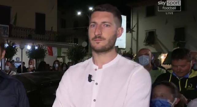 Di Lorenzo, il fratello: Firmò col Napoli in pochissime ore! Ci fu una partita che fece innamorare De Laurentiis