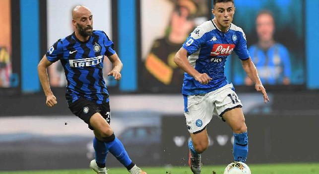 Borja Valero: L'Inter è ancora la squadra da battere, nel calcio il 98% delle volte si dice quello che si può e non quello che si pensa