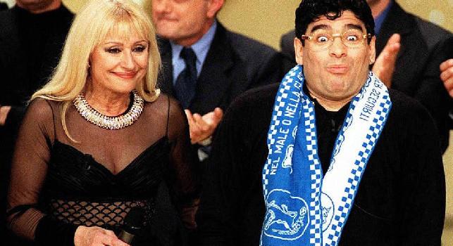 De Laurentiis e il cordoglio per Raffaella Carrà: Ci mancherà il tuo sorriso smagliante e sincero