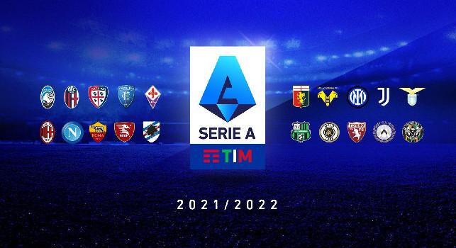 Calendario Serie A 2021 22