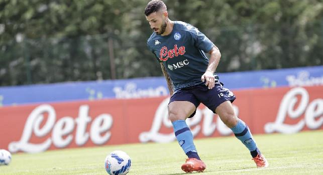 RAI, Venerato: Il Napoli abbassa le pretese per Tutino, ora Parma e azzurri distanti un milioni. Accordo tra ducali e giocatore