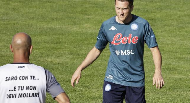 Repubblica - Interesse del Manchester City per Zielinski, intorno a Piotr si sta muovendo qualche cosa