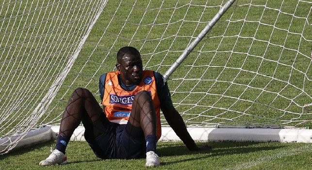 Koulibaly Kalidou, difensore del Napoli