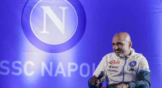Armistizio tra giocatori e tifosi del Napoli, Repubblica: una frase di Spalletti ha scatenato l'applauso dei fans
