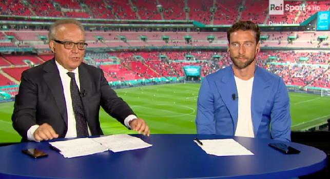 Petizione per rigiocare Italia-Inghilterra, Marchisio: Dove si firma? La rivinciamo altre mille volte