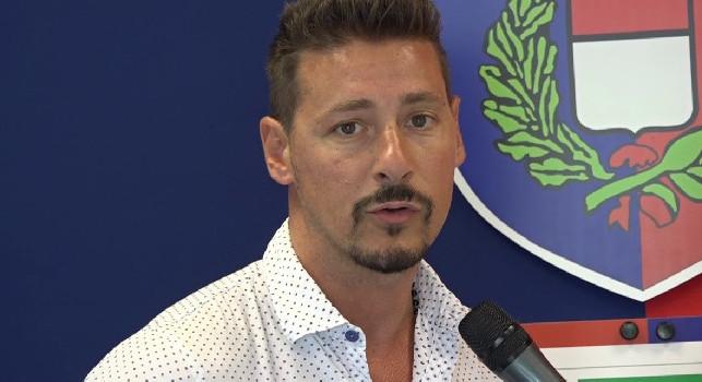 Pro Vercelli, Casella: Puntiamo alla Serie B e scommettiamo su Silenzi, figlio dell'ex bomber del Napoli