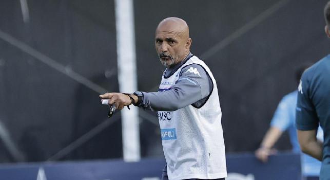 Tuttosport - La probabile formazione del Napoli contro la Pro Vercelli: tre dubbi per Spalletti