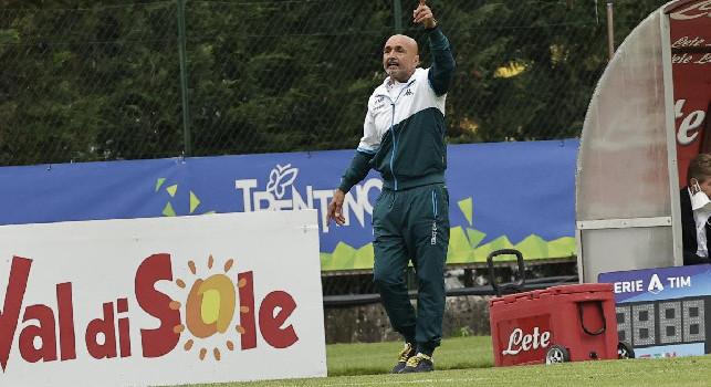 CorSport - Il calcio che Spalletti ha in mente si è visto nel primo quarto d'ora: due novità importanti sotto l'aspetto tattico