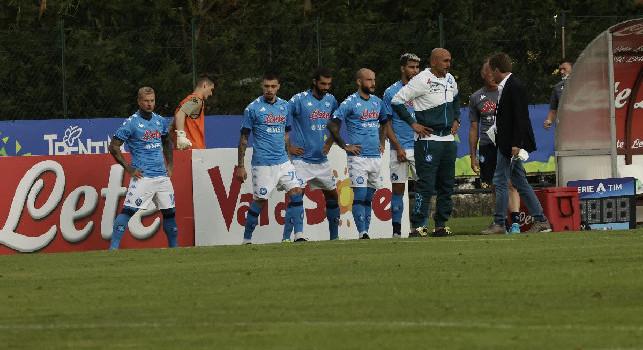 Trentino-Abruzzo, tensioni per avere il Napoli in ritiro: da Dimaro-Folgarida: Vogliamo gli azzurri tutti per noi