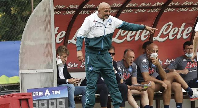 Tuttosport - Se entro il 22 agosto non arriva un mediano Spalletti pronto per il 4-3-3 con una mediana inedita